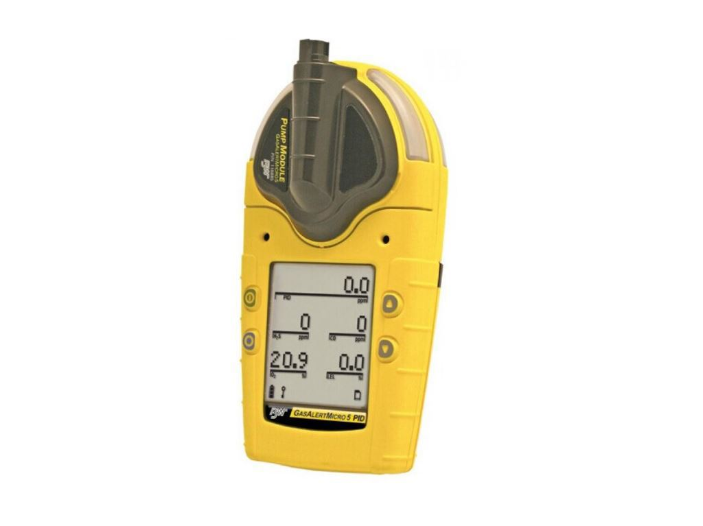 GasAlertMicro5五用氣體偵測器