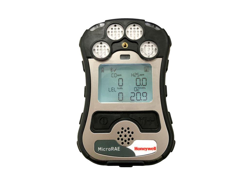 MicroRAE四用氣體偵測器